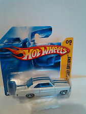 Hot Wheels First Editions Diecast Rally Cars