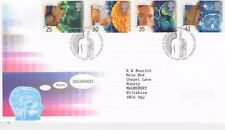 """""""MEDICAL DISCOVERIES"""" FIRST DAY COVER 27.9.1994  POST FREE UK"""