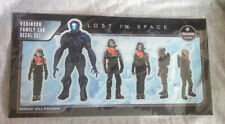 New! Lost in Space Robinson Family Car Decal Set