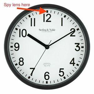 Spy Camera Security Hidden Cam WiFi Motion Detection DVR  HD 1080P 4K 2021