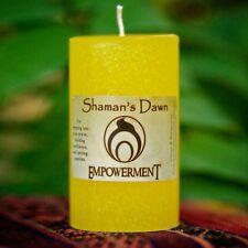 Shaman's Dawn Empowerment Candle Aromatherapy, Wicca, Pagan