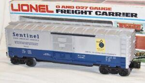 Vintage Lionel 6-9420 B&O Sentinel Box Car O Scale