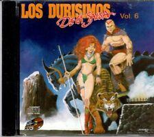 Los Durisimos de La Salsa Vol 6 Grupo Niche y Otros Mas.. BRAND  NEW SEALED CD