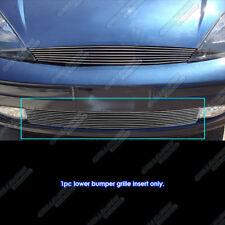 Fits 1998-2004 Ford Focus Bumper Billet Grille Grill Insert 1999 2000 2001 2002