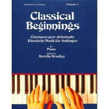 Klassische Musik für Anfänger Band 1 - Noten für Klavier 3561 - 9781844498468