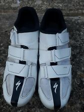 Specialized Sport Cycling Shoes Size 43 UK 8.6 white