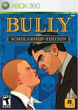 Bully: Scholarship Edition [Xbox 360, NTSC, New Features, Updated Graphics] NEW