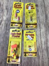LOT OF 4 Packs Minnow Floater Jig NORTHLAND