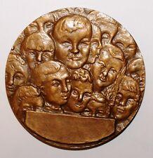 MEDAILLES - Medaille a identifier bronze (8341 M)