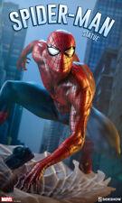 SIDESHOW Spider-Man Mark Brooks Artist Series Statue MINT NEW!