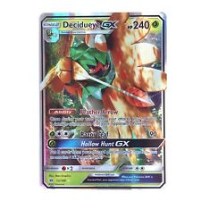 Decidueye GX Holo ULTRA RARE Sun & Moon Base Set 12/149 (Proxy | Flash Card)