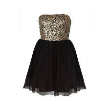 Topshop Short/Mini Bandeau Dresses for Women