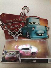 Disney Pixar Cars Toon Cho (RARE)