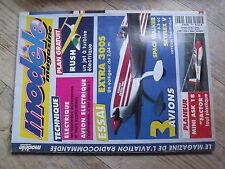 """$$ Revue modèle magazine N°541 Plan encarté """"CTP 3""""  Super Sportster 40  mc 4000"""