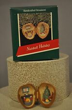 Hallmark - Nutshell Holiday - Classic - Keepsake Ornaments