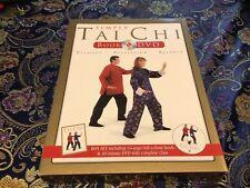 Simply Tai Chi by Graham Bryant & Lorraine James - Book & Dvd Set