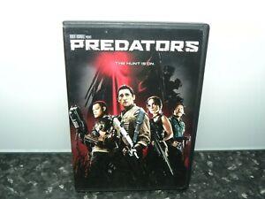 Predators DVD - Predators - Movie DVD - REGION 1 - VGC