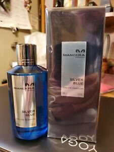 SILVER BLUE EDP by MANCERA Fragrances... Super Hard To Find! Best From Brand