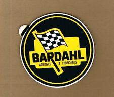 Adesivo diametro cm. 10 - BARDAHL ADDITIVES & LUBRICANTS
