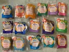 McDonald's Happy Meal Barbie 2000 16 Lot New Toys Big Set Almost Complete