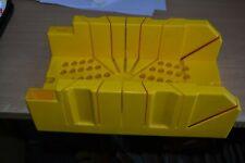Stanley 120112 Mitre Box - Unused - No Clamps - #PW