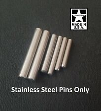 Ruger 10/22 DELUXE Stainless Steel Cross Drift Pin Kit B35, B21, B19, B5 6 Pins!