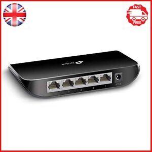 TP-LINK TL-SG1005D 5-Ports Gigabit Ethernet Switch