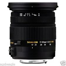 Sigma 17-50MM F2.8 EX DC OS HSM Lens Nikon Brand New With Shop Agsbeagle