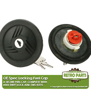 Locking Fuel Cap For Volvo 164 To 1977 EO Fit
