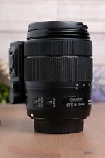 Canon EF S 18-135mm f/3.5-5.6 IS Nano USM Lens and PZ-E1 Power Zoom Adapter