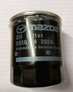NEW GENUINE Oil Filter Cartridge - Mazda 6 GJ CX-5 3 2.2 Diesel SKYACTIV