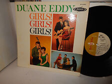 DUANE EDDY his twangy guitar & Rebels Girls! Girls! Girls! Girls! '61Jamie DG LP
