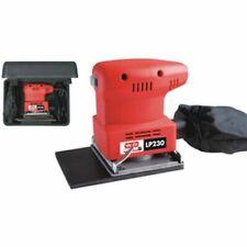 Valex LP230 180W Levigatrice Palmare Elettrica - Rossa