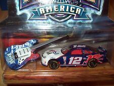 MOBIL 1 Nascar Rocks America Hot Wheels Car and Guitar JEREMY MAYFIELD Racing