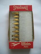 Vintage SPEEDBALL FLICKER PEN NIB SET  Calligraphy