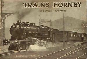 61 catalogues, plans et notices HORNBY sur CD, trains ho, trains en O, kafr78