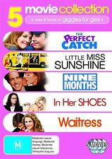 The Perfect Catch / Little Miss Sunshine / Nine Months / In Her Shoes / Waitres…