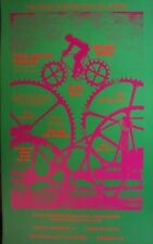 THE BEVIS FROND - 2 Original Rare Posters - Valedictory All Dayer & Atomic Cafe