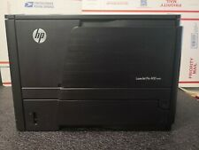 HP LaserJet Pro 400 M401n Workgroup Laser Printer 49865 Page Count #Y100