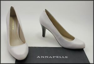 ANNAPELLE WOMEN'S HIGH HEEL CLASSIC DRESS SHOES SIZE 7 NEW