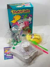 SHAKIN' JAKE KIDS DRINK MAKER PLAYSET VERY RARE VINTAGE HASBRO KENNER 1995