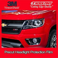 Headlight Protection Film by 3M for the 2013- 2016 Chevrolet Colorado
