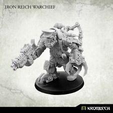 Iron Reich Warchief -Kromlech- Ork Stormboyz Nob Boss Zagstruk