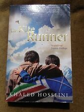 THE KITE RUNNER PAPER BACK BOOK BY KHALED HOSSEINI COST £7.99