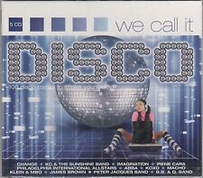 WE CALL IT DISCO BOX 5 CD  SIGILLATO!!!