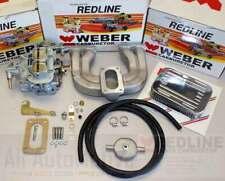 Triumph Spitfire Weber Carburetor Kit 1967-1980 1300cc and 1500cc