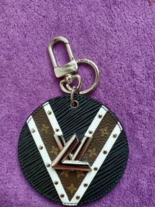 Authentic Louis Vuitton LV Twist Bag Charm and Key Holder £275 10%OFF SALE: £247