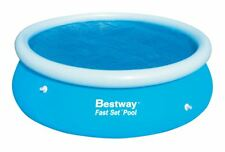 Bestway 8 / 10 / 12 Feet Fast Set Solar Swimming Pool Cover