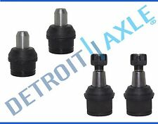 4pc Set New Upper and Lower Ball Joints for Ford E-150 E-250 E-350 Econoline