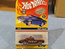 Hot Wheels CHIEF'S SPECIAL 2008 RLC Neo-Classics Series 7 Spctrflm Red Olds 442